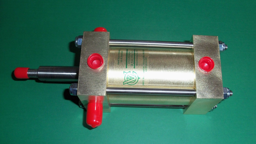 2000 Series Hydraulic Actuator with Tie Rods
