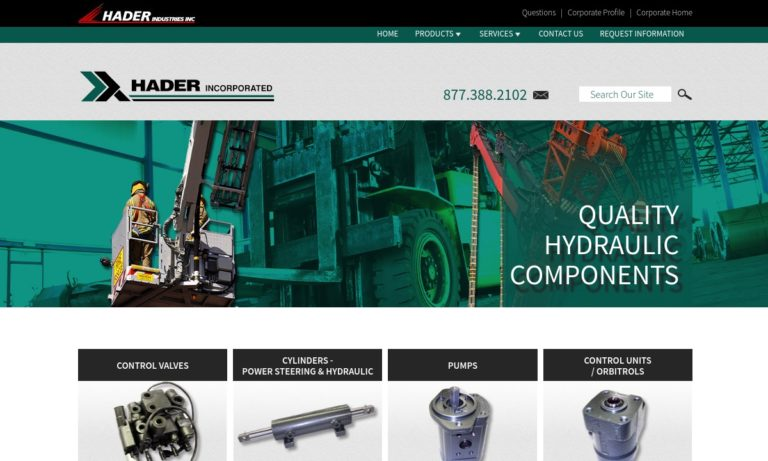 Hader Industries, Inc.