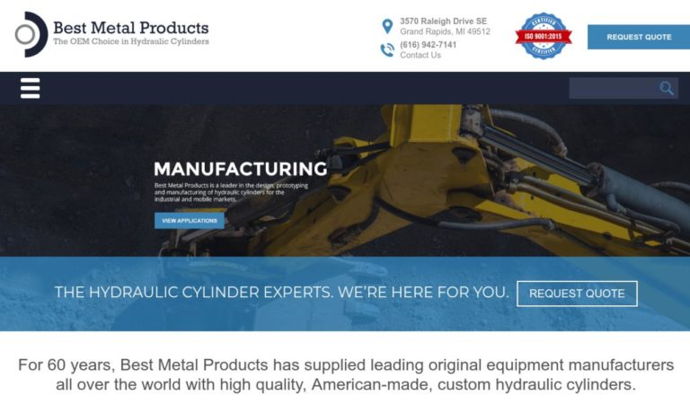 Best Metal Products Co.