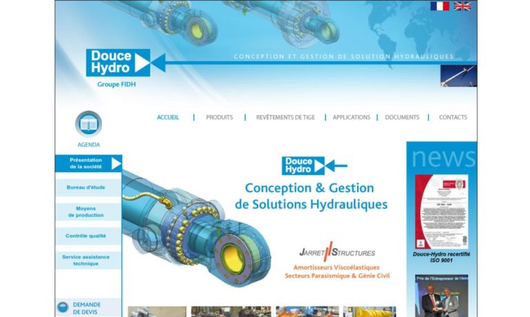 Douce Hydro Inc.