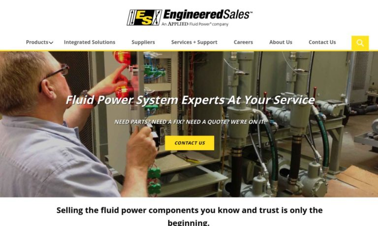 Engineered Sales, Inc.