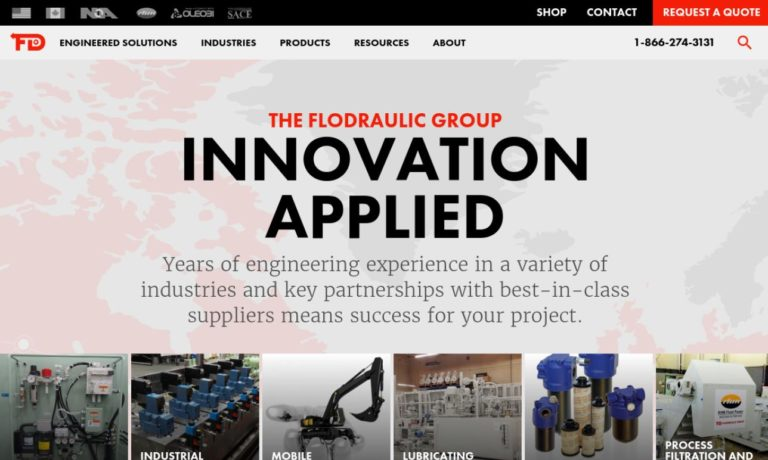 Flodraulic Group Inc.