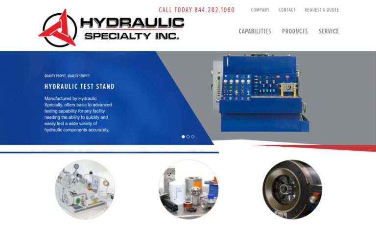 Hydraulic Specialty Inc.