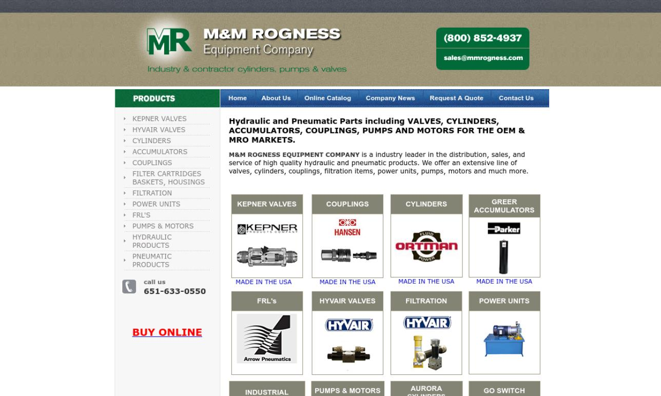M & M Rogness Equipment Company