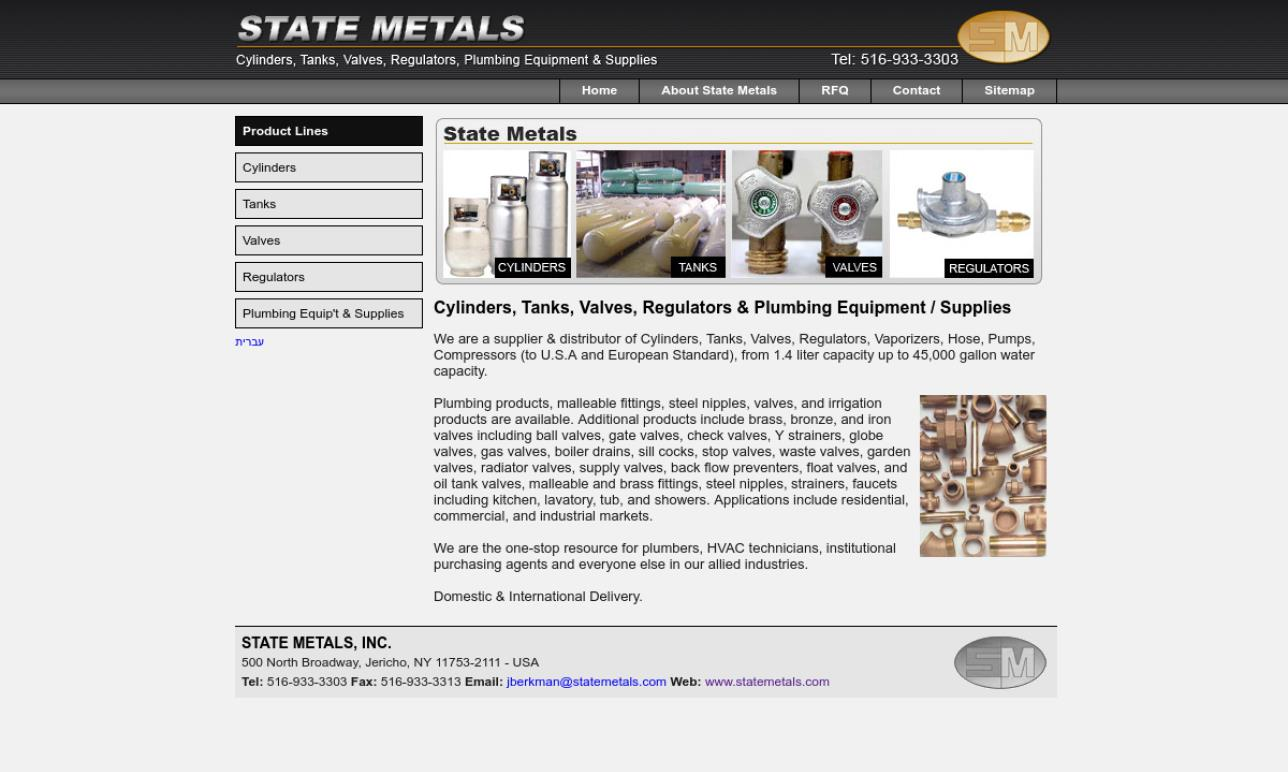 State Metals, Inc