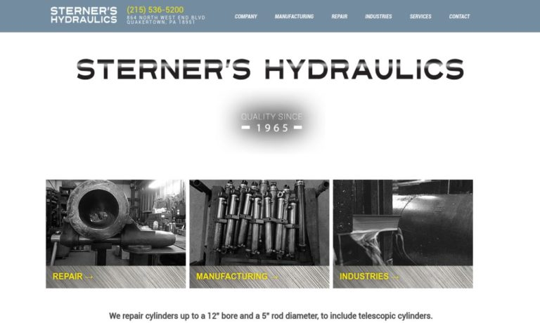 Sterner's Hydraulics