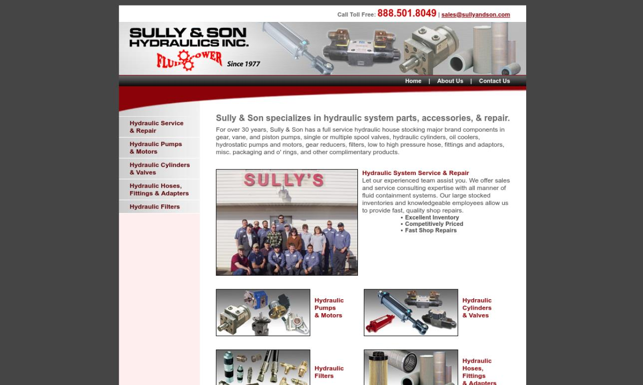 Sully & Son Hydraulics Inc.